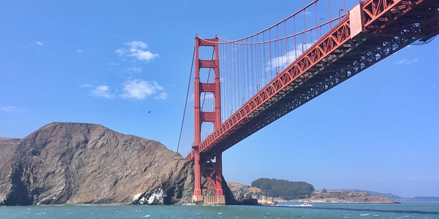 Golden Gate Bridge Cruise